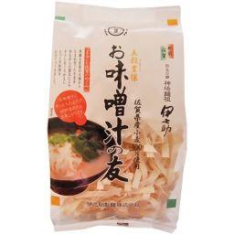 伊之助製麺 お味噌汁の友 80g フード インスタント麺