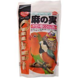 ペッズイシバシ クオリス 麻の実 250g ペット用品 バードフード(鳥・小鳥用)