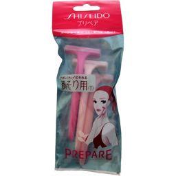 エフティ資生堂 プリペア 顔そり用T 3本入 化粧品 眉・産毛用シェーバー