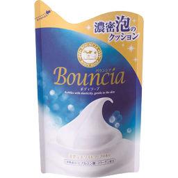 牛乳石鹸共進社 バウンシア ボディソープ 清楚なホワイトソープの香り 詰替用 430ml 日用品 ボディソープ しっとり