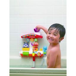 アガツマ 遊びいっぱい!おふろでアンパンマン ベビー&キッズ お風呂用おもちゃ