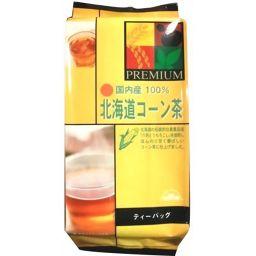 梶商店 健茶館 プレミアム 国内産 北海道コーン茶14袋 健康食品 コーン茶(とうもろこし茶)