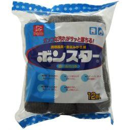 J-NET DN ボンスター ロールパッド 12個入り 日用品 洗剤・洗浄剤 キッチン用