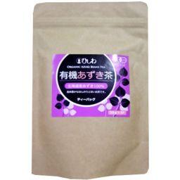 菱和園 ひしわ 有機 小豆茶 20g×5袋 健康食品 あずき茶(小豆茶)
