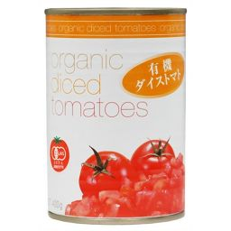 むそう商事 むそう 有機ダイストマト 400g フード カットトマト(ダイストマト)