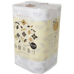 四国特紙 白檀の香りトイレットペーパー 12R(ダブル) 日用品 トイレットペーパー ダブル