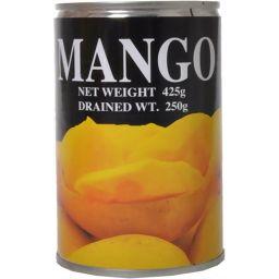 ウイングエース ダブルエー マンゴー 425g フード マンゴー(缶詰)