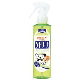 ライオン商事 ペットキレイ ケトリーナ リラックスハーブの香り 200ml ペット用品 ブラッシング・スプレー(犬・猫用)