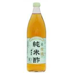 純正食品マルシマ マルシマ 有機純米酢 900ml フード 純米酢