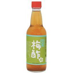 無双本舗 国内産梅酢 (白) 360ml 健康食品 梅酢