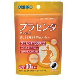 オリヒロ オリヒロ プラセンタ 60粒 健康食品 プラセンタ