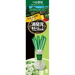小林製薬 消臭元香るstick つめ替用 日比谷花壇セレクト イングリッシュガーデン 70ml 日用品 芳香剤全部