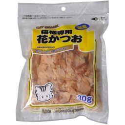 フジサワ 猫様専用花かつお 30g ペット用品 カツオおやつ(猫用)