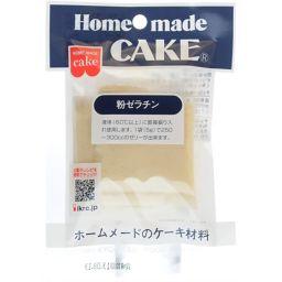 共立食品 粉ゼラチン 5g×3袋 フード ゼラチン