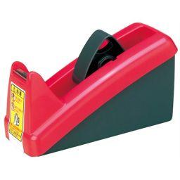ニチバン ニチバン テープカッター 赤 TC-C1 ホーム&キッチン テープカッター