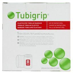 アレルギーヘルスケア チュビグリップ 管状サポート包帯 サイズB/10m 衛生医療 包帯全部