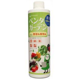 コスモALA ペンタガーデン Value 野菜&果物用 450ml DIY・ガーデン 植物用栄養剤