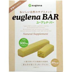 ユーグレナ euglena BAR ユーグレナ・バー 6本入り 健康食品 ユーグレナ(ミドリムシ)