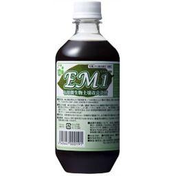 EM研究所 EM1 有用微生物土壌改良資材 500ml DIY・ガーデン 活力剤