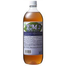 EM研究所 EM2 有用微生物土壌改良資材 1L DIY・ガーデン 活力剤