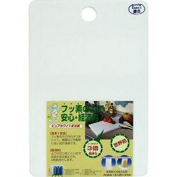 三洋化成 ピュアホワイトまな板 25×37cm PUW-M ホーム&キッチン カッティングボード(まな板)