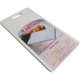 リス 家庭用まな板 KM 6706200 ホワイト ホーム&キッチン カッティングボード(まな板)
