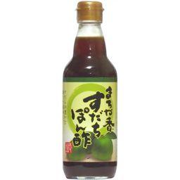 ハグルマ ハグルマ まろや香 すだちぽん酢 360ml フード ポン酢(ぽん酢)