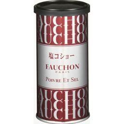エスビー食品 FAUCHON 缶入り 塩コショー 100g フード 塩胡椒