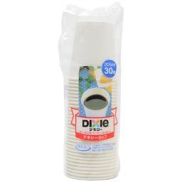 日本デキシー デキシーカップ 205ml*30P ホーム&キッチン 紙コップ・簡易コップ