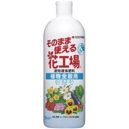 住友化学園芸 そのまま使える花工場 植物全般用 700ml DIY・ガーデン 液体肥料