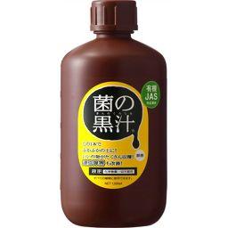 ヤサキ 菌の黒汁 1000ml DIY・ガーデン 堆肥発酵促進剤