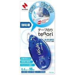 ニチバン ニチバン テープのり tenori (てのり) 強粘着 TN-TE8 ホーム&キッチン のり(文具)