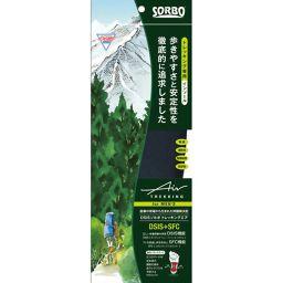 三進興産 DSIS ソルボ トレッキングエア MEN'S M(25.0-26.0cm) 1足入 スポーツ インソール トレッキング用