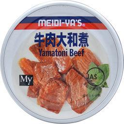 明治屋 明治屋 牛肉大和煮 90g フード マッシュルーム(缶詰)