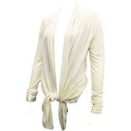 片倉工業 アイシルク シルクカーディガン シルクホワイト L 日用品 Tシャツ