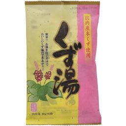 今岡製菓 今岡 くず湯 20g×6袋 日用品 スポンジ(キッチン用)