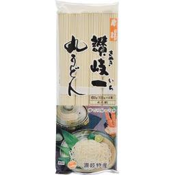 讃岐物産 讃岐一丸うどん 400g 化粧品 マスカラ(ブラック)