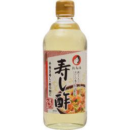 お多福醸造 オタフクソース 寿し酢 500ml フード 甘酢(調味料)