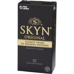 不二ラテックス SKYN ORIGINAL SKYN 10個入(コンドーム) 衛生医療 コンドーム全部