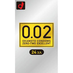 オカモト 薄さ均一 002EX 24個入(コンドーム) 日用品 マウスウォッシュ全部