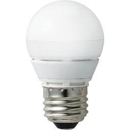 朝日電器 ELPA LED電球 一般電球A45形 30W形 E26 昼光色 広配光 LDA4D-G-G584 家電 LED電球(E26 口金)