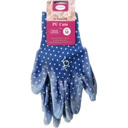 アトム PUキュート G13-1 ネイビー Mサイズ DIY・ガーデン ガーデングローブ・手袋