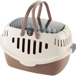 リッチェル 第一営業部 リッチェル ピコ ドッグキャリー 茶 ペット用品 キャリー・バッグ(犬用)