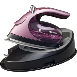 Toshiba Lifestyle Toshiba Cordless Steam Iron Compact Beauty Racle La Coo Ta Fvx6 P Pink Home Appliances Cordless Iron ー The Best Place To Buy Japanese Quality Products Samurai Mall