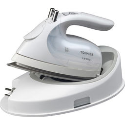 Toshiba Lifestyle Toshiba Cordless Steam Iron Compact Beauty Racle La Coo Ta Fvx6 W Pearl White Home Appliances Cordless Iron ー The Best Place To Buy Japanese Quality Products Samurai Mall