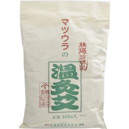 松浦漢方 温灸艾 300g 健康食品 菊花