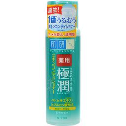 ロート製薬 肌研 極潤 薬用スキンコンディショナー 170ml 化粧品 UVクリーム