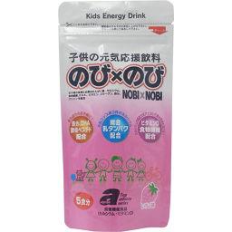 アルプロン アルプロン トップアスリートシリーズ のび×のび いちご味 50g 健康食品 カルシウム(子供用サプリメント)