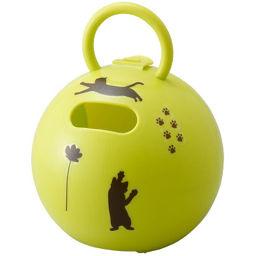 吉川国工業所 デコッてボール PRP-03DG グリーン ペット用品 便利グッズ(犬用)