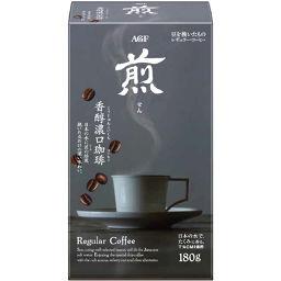 AGF(味の素ゼネラルフーヅ) AGF 煎(せん)レギュラー・コーヒー 香醇濃口珈琲 180g 水・飲料 コーヒー(レギュラー)